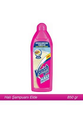 Vanish Kosla Halı Şampuanı Elde Yıkama 850ml
