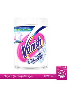 Vanish Kosla Leke Çıkarıcı Toz 1200 gr Beyazlar için