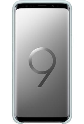 Samsung S9 Silicone Kılıf Mavi - EF-PG960TLEGWW