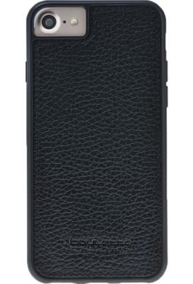 Bouletta Magic Wallet Deri Telefon Kılıfı - iPhone7 / iPhone 8 - FL01 Siyah
