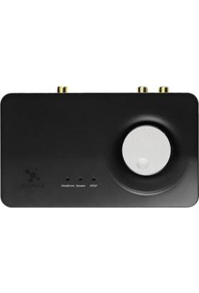 Asus Xonar U7 MKII - 114dB SNR 7.1 Kanal USB Oyuncu Ses Kartı