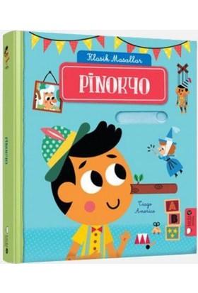Pinokyo - Klasik Masallar (Ciltli) - Tiago Americo