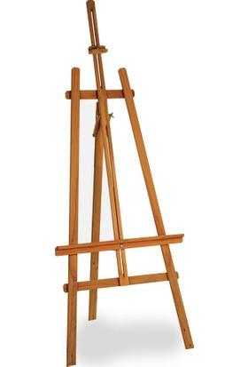 Binbirreyon Resim Şövalesi Ahşap Şövale 60x175cm BK012