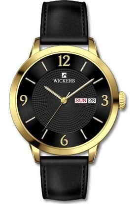 Wickers Wkl-517-9Gb Kadın Kol Saati