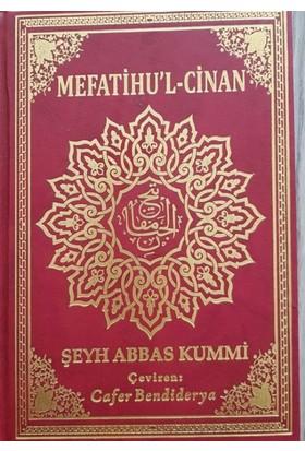 Mefatiu'l Cinan(Ciltli) - Şeyh Abbas Kummi