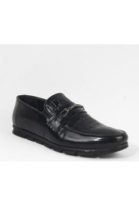 Daypa 613 Klasik Erkek Ayakkabı Siyah
