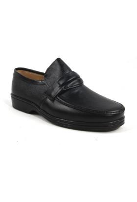 Çelikel 901 Klasik Erkek Ayakkabı Siyah