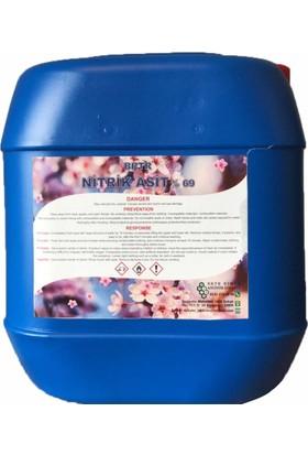Brtr kimya 30 kg NİTRİK ASİT %69