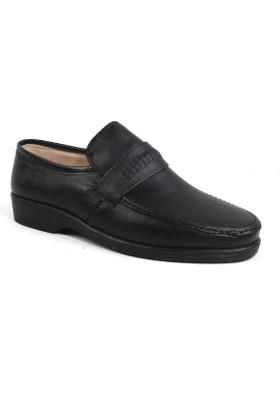 Çelikel 603 Erkek Klasik Ayakkabı Siyah
