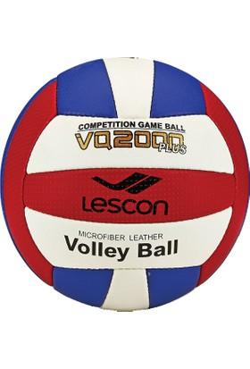 Lescon La-2563 Kırmızı Lacivert Voleybol Topu Maç 5 Numara