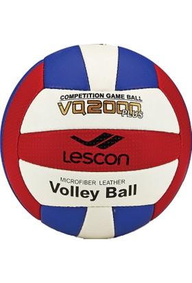 Lescon La-2575 Kırmızı Lacivert Voleybol Topu