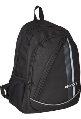 Lescon La-2071 Siyah Sırt Çantası