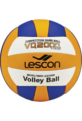 Lescon La-2575 Sarı Lacivert Voleybol Topu