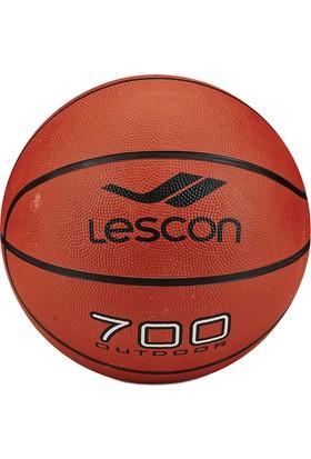Lescon La-2521 Kahverengi Basketbol Topu 8 Panel 7 Numara