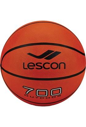 Lescon La-2521 Turuncu Basketbol Topu 8 Panel 7 Numara