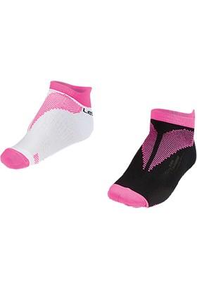 Lescon La-2191 Fuşya Erkek Spor Çorabı 36-40
