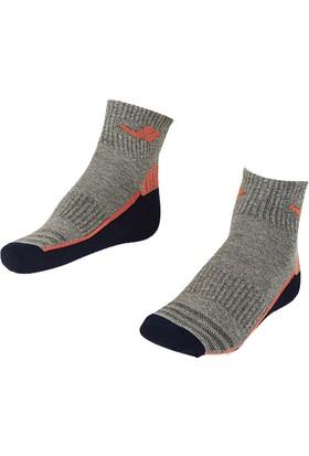 Lescon La-2193 Lacivert Erkek Tenis Çorap 36-40 2'Li