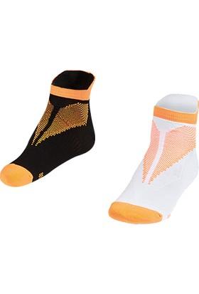Lescon La-2190 P.Turuncu Erkek Spor Çorabı 40-45