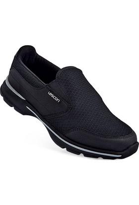 Lescon L-4650 Siyah Outdoor Ayakkabı 36-40