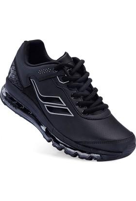 Lescon L-5106 Siyah Airtube Spor Ayakkabı