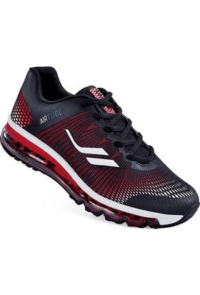 Lescon L-4507 Kırmızı Siyah Airtube Ayakkabı 40-45