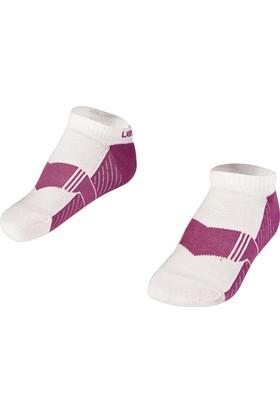 Lescon La-2168 Böğürtlen 2'li Spor Çorap 36-40