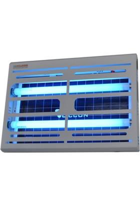 Killzone Duvara monte Sinek Tutucu Cihaz 2D1 Dkp (Teflon Kaplı UV lambalı)