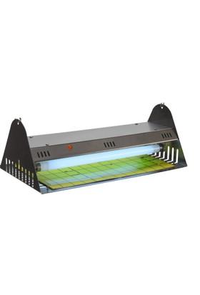 Killzone Duvara Tavana Askılı Sinek Tutucu Cihaz FTC 30 Paslanmaz (Teflon Kaplı UV lambalı)