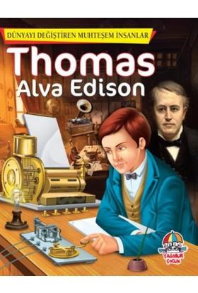 Dünyayı Değiştiren Muhteşem İnsanlar - Thomas Alva Edison