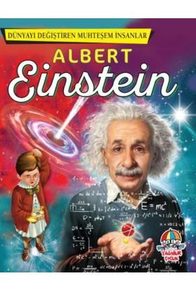 Dünyayı Değiştiren Muhteşem İnsanlar - Albert Einstein