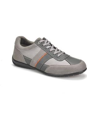 Oxide Navia Gri Erkek Ayakkabı