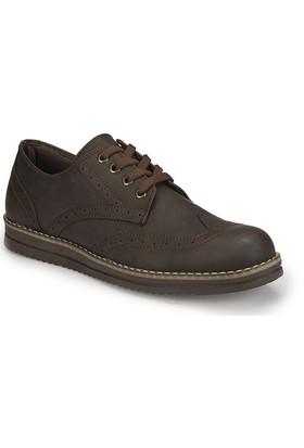 Polaris 81.353617.M Kahverengi Erkek Ayakkabı