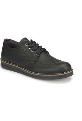 Polaris 81.353617.M Siyah Erkek Ayakkabı