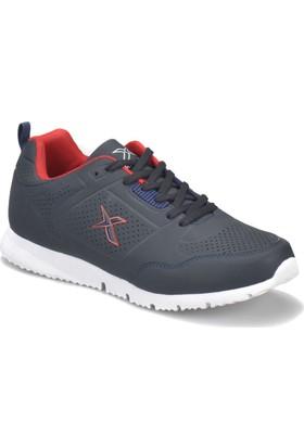Kinetix Lora M Lacivert Kırmızı Erkek Sneaker
