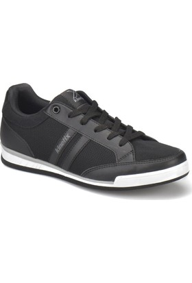 Kinetix Wonder M Siyah Beyaz Erkek Sneaker