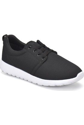 Torex Flame Siyah Erkek Sneaker