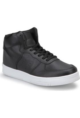 Torex Joder Hı Siyah Beyaz Erkek Sneaker