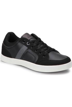 Kinetix Keya Siyah Gri Erkek Sneaker