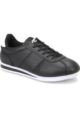 Torex Zeus Siyah Beyaz Erkek Sneaker