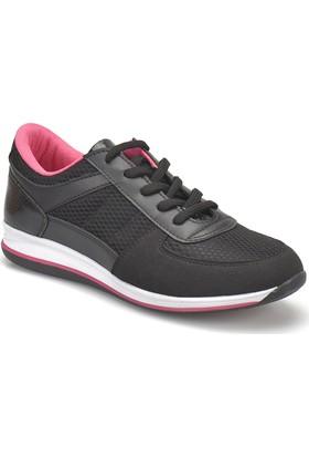 Art Bella U2451-18S Siyah Kadın Sneaker