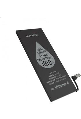 Romoss iPhone 6 Premium 1810 mAh Yüksek Kapasiteli Polimer Batarya