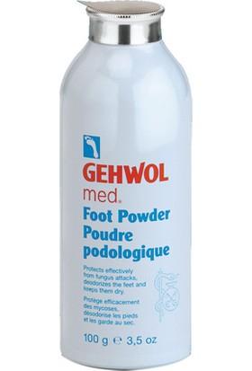 Gehwol Med Foot Powder - Ayak Pudrası 100 gr