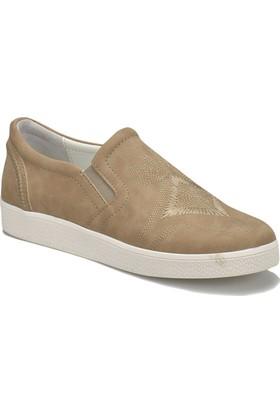 Butigo 18S-003 Bej Kadın Ayakkabı