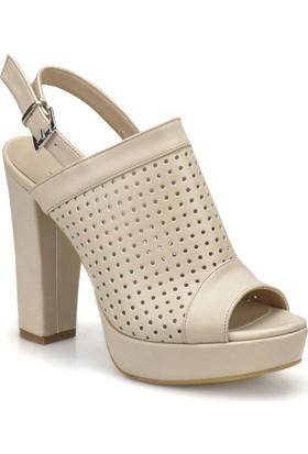 Butigo 18S-213 Bej Kadın Ayakkabı