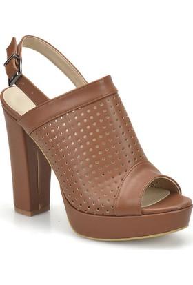 Butigo 18S-213 Taba Kadın Ayakkabı
