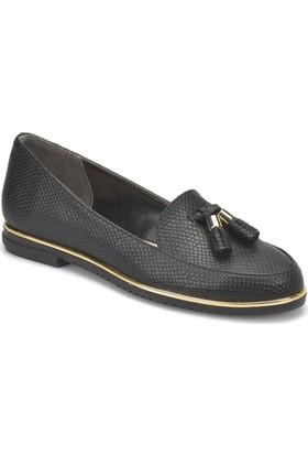 Butigo Ds18019 Siyah Kadın Loafer