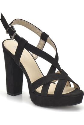 Butigo S857 Siyah Kadın Ayakkabı