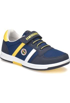 Fb Upton J Lacivert Beyaz Sarı Erkek Çocuk Sneaker