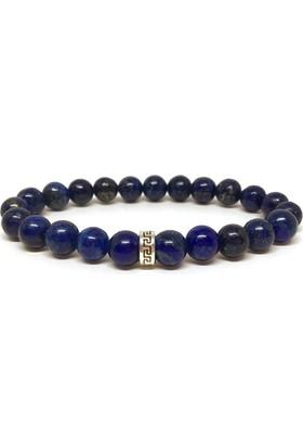 Bi'Bileklik Lapis Lazuli Taşlı Bileklik