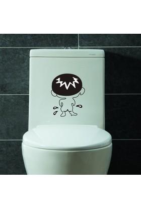 Oracal Çocuk Klozet Kapağı Stickerı